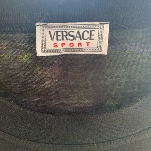 100% XL Authentic Versace Sport T-Shirt